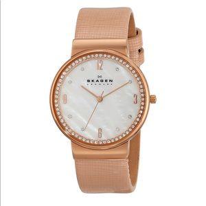 Skagen SKW2163 Rose Gold Watch